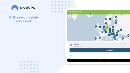 NordVPN u2013 fast VPN app for privacy & security 5.1.3 Screenshots 12