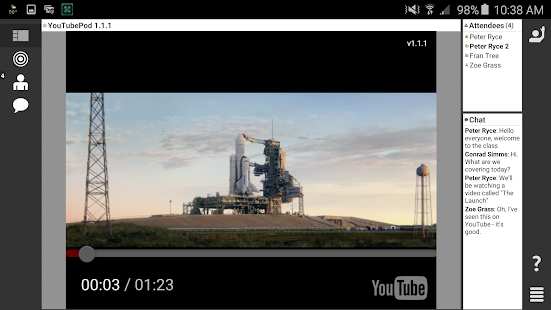 Adobe Connect 2.6.9 Screenshots 3