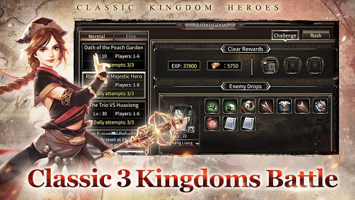 Kingdom Heroes M  screenshots 11