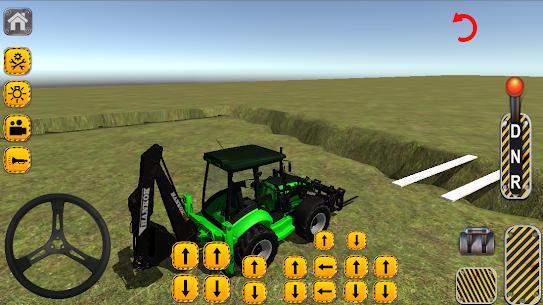 Construction Loader Truck Simulator 5