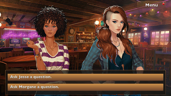Is It Love? Fallen Road - Choose Your Path Screenshot