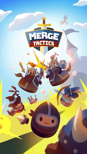 Merge Tactics: Kingdom Defense android2mod screenshots 6