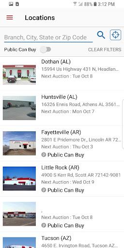 IAA Buyer Salvage Auctions 11.5 Screenshots 8