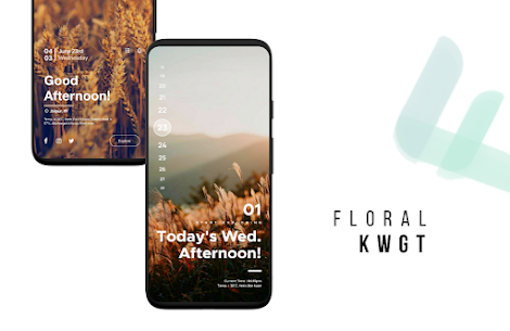 Floral Kwgt APK (PAID) Download for Android 2