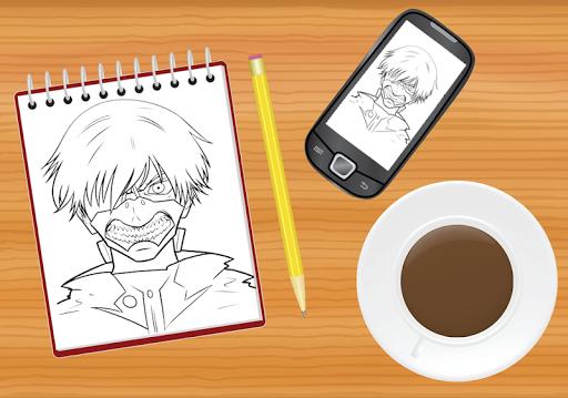 How To Draw Cartoon Anime  Screenshots 20