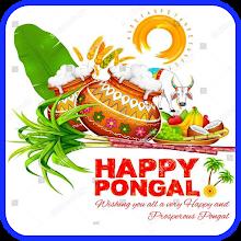 Happy Pongal Wishes icon