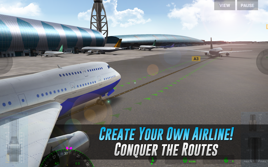 Airline Commander - A real flight experience  poster 5