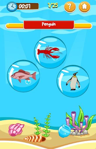 Game Anak Edukasi Hewan Laut 2.6.2 screenshots 6