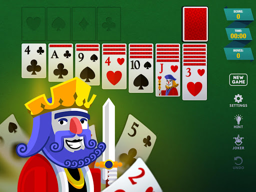 Solitaire Card Game Classic 1.0.21 screenshots 9