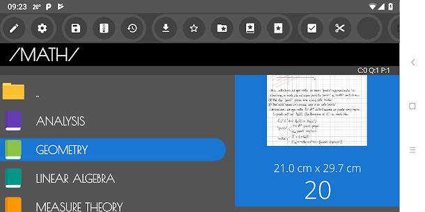 Ink&Paper Handwrite PDF Notes 5.6.0 Apk 1