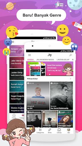 Joylada – Novel Chat Pertama di Indonesia