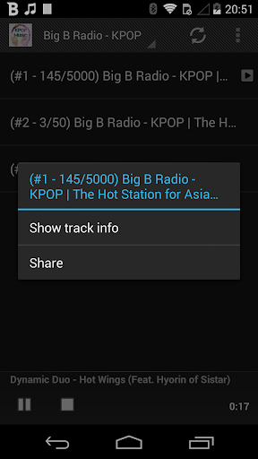 KPOP RADIO For PC Windows (7, 8, 10, 10X) & Mac Computer Image Number- 15