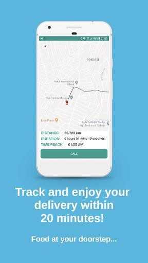DiDi (Eat) - Local Food Delivery 1.11.0 Screenshots 5