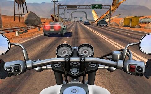 Moto Rider GO: Highway Traffic Mod Apk (Unlimited Coins/Gems) 1