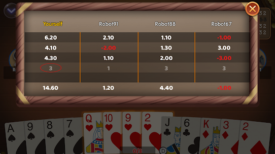 Callbreak : Offline Card Game (MOD, Unlimited Money) For Android 3