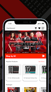 FRONTROW - All Access App