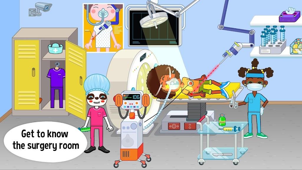 Pepi Hospital: Learn & Care  poster 2