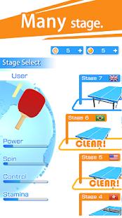 Table Tennis 3D Virtual World Tour Ping Pong Pro