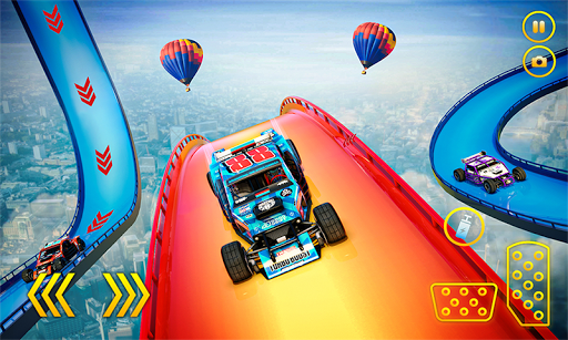 Buggy Car Ramp Stunts Racing: Car Stunt Games 2020  screenshots 4