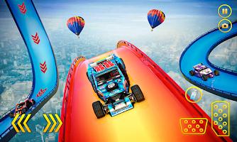 Buggy Car Ramp Stunts Racing: Car Stunt Games 2020