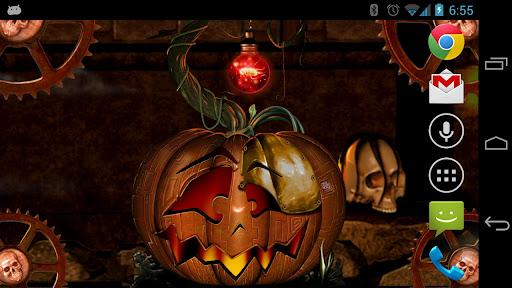 Halloween Steampunkin LWP For PC Windows (7, 8, 10, 10X) & Mac Computer Image Number- 12