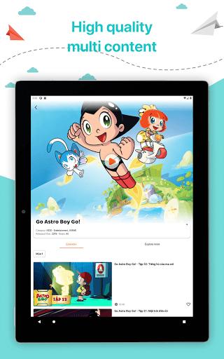 POPS KIDS - Edutainment, Cartoon & Children's song screenshots 7