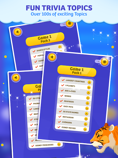 TOP 10 TRIVIA -  Quiz Questions screenshots 17