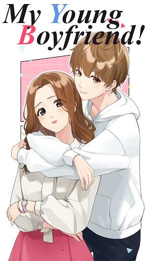 My Young Boyfriend: Otome Romance Love Story games apkpoly screenshots 12