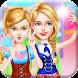 美容院の女の子のゲーム - Androidアプリ