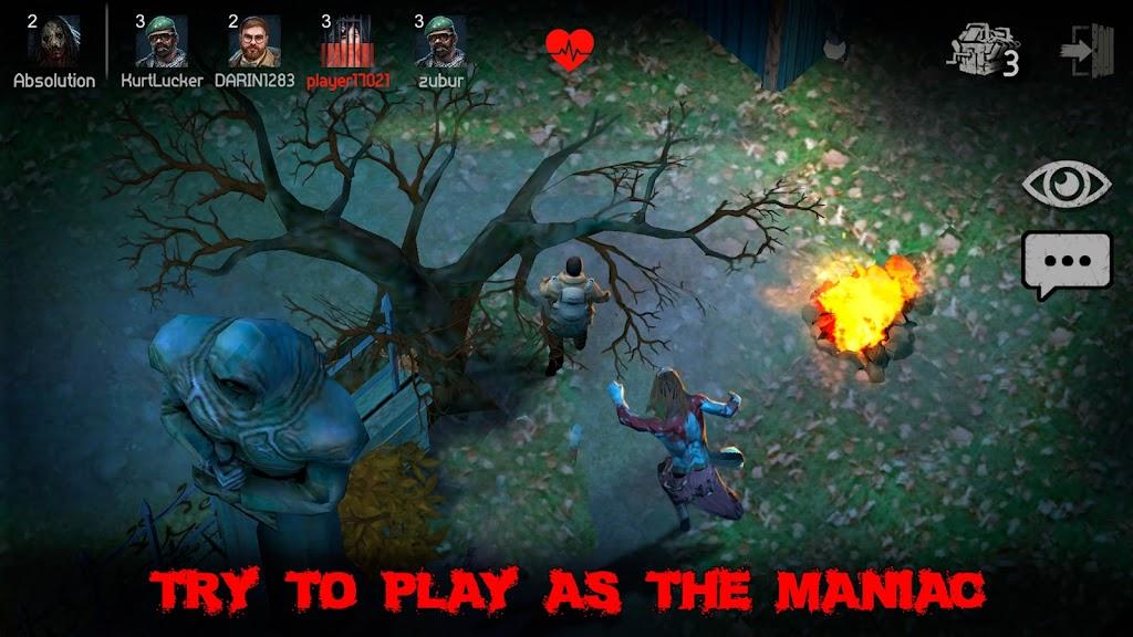 Horrorfield Multiplayer horror  poster 12