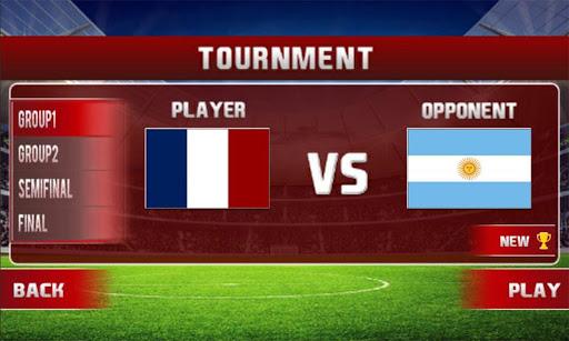 Real World Soccer League: Football WorldCup 2020 2.0.1 Screenshots 6