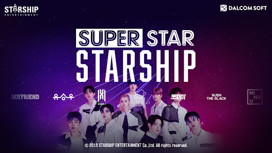 SuperStar STARSHIP 3.4.0 APK screenshots 1