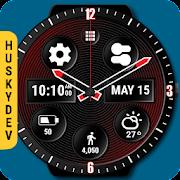 Spin Watch Face (by HuskyDEV)