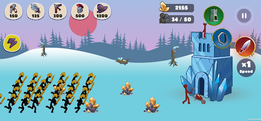 Stickman Battle Empires War  screenshots 10