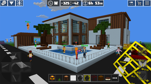Multicraft: Block Craft Mini World 3D 2.15.1 screenshots 16