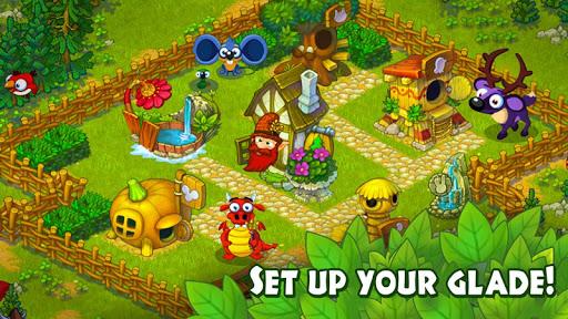 Animal Villageuff0dforest farm & pet evolution games apkslow screenshots 6