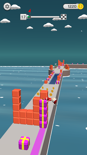 Cube Rider - Cube Surfer 3D  screenshots 5