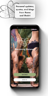 Becoming Balance