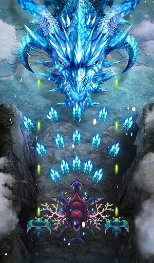 Dragon shooter - Dragon war - Arcade shooting game 1.1.02 screenshots 1
