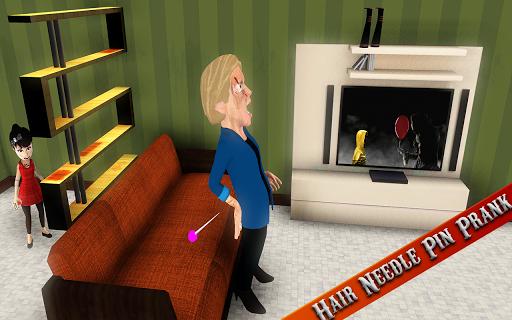 Evil Scary Neighbor Strange House : Horror Game 3D  screenshots 5