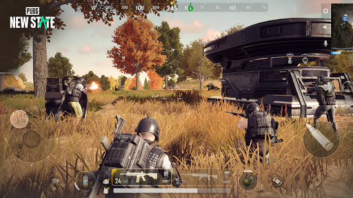 PUBG: NEW STATE Varies with device screenshots 5