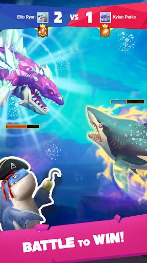 Hungry Shark Heroes 3.4 Screenshots 1