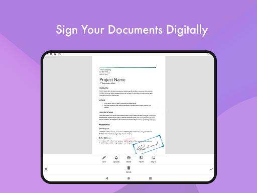 Document Scanner - (Made in India) PDF Creator Apkfinish screenshots 12