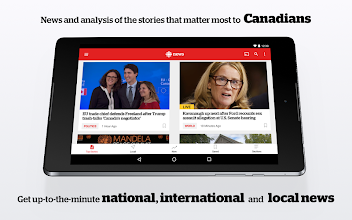 CBC News: Breaking, Local & World News screenshot thumbnail