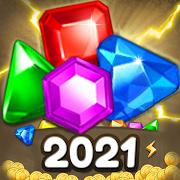 Jewel Jungle Treasure - Jewel & Gem Match 3 Legend