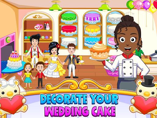 My Town : Wedding screenshots 9