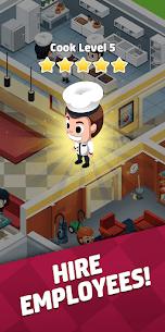Idle Restaurant Tycoon Mod Apk 1.17.5 (Unlimited Money/Diamonds) 4