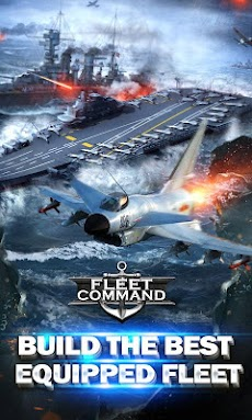 Fleet Command – Kill enemy ship & win Legion Warのおすすめ画像3