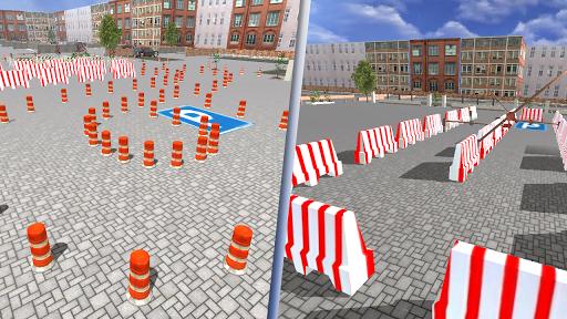 advance car parking games 3d : car driving games screenshot 2