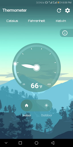 Digital Thermometer For Room Temperature 2.20.011 Screenshots 2